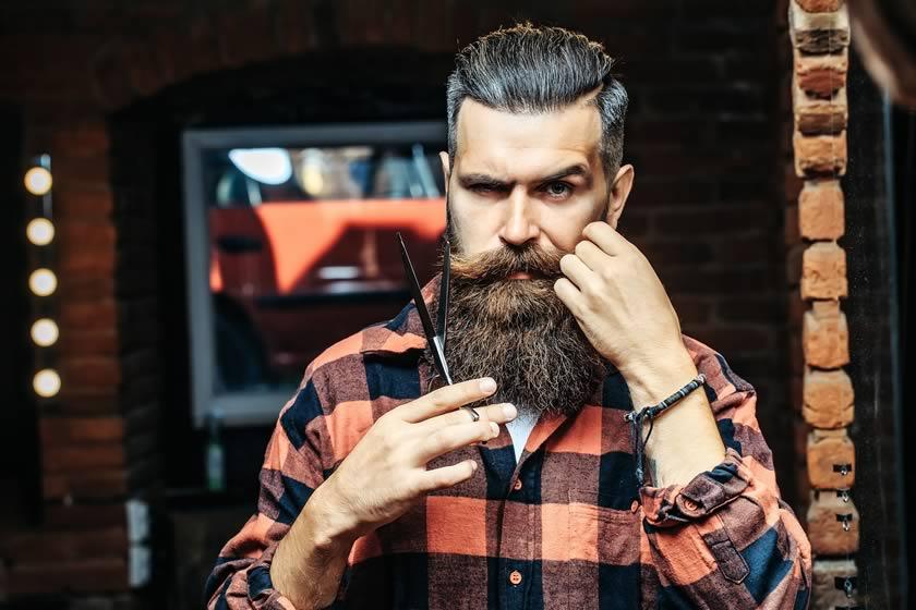 Como hidratar la barba