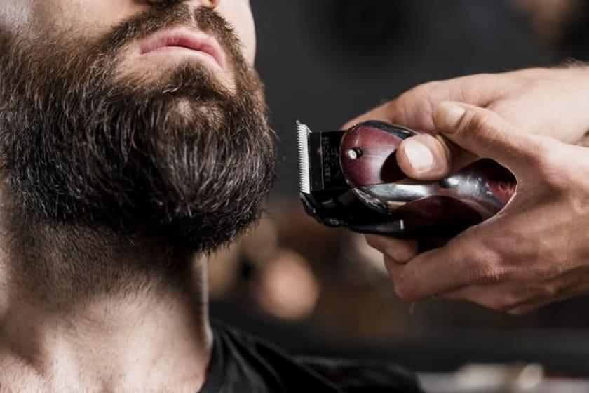 como ablandar la barba masculina