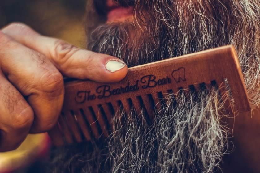 como debes peinar tu Barba