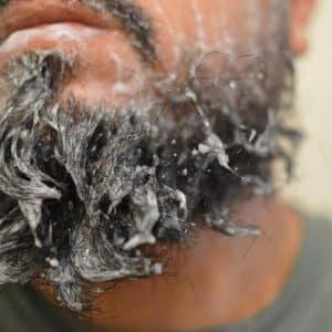 Shampoo para barba