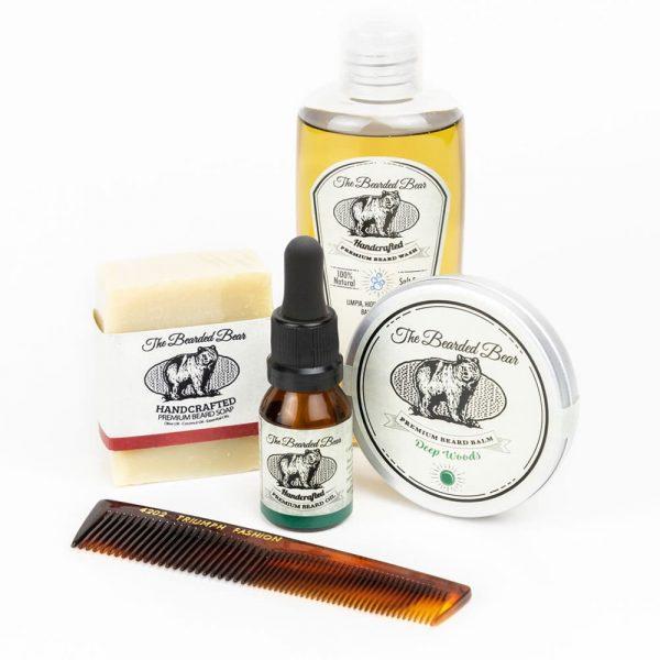 pack de productos para barba