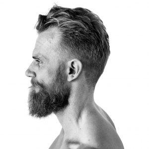 Crecimiento de barba y cabello