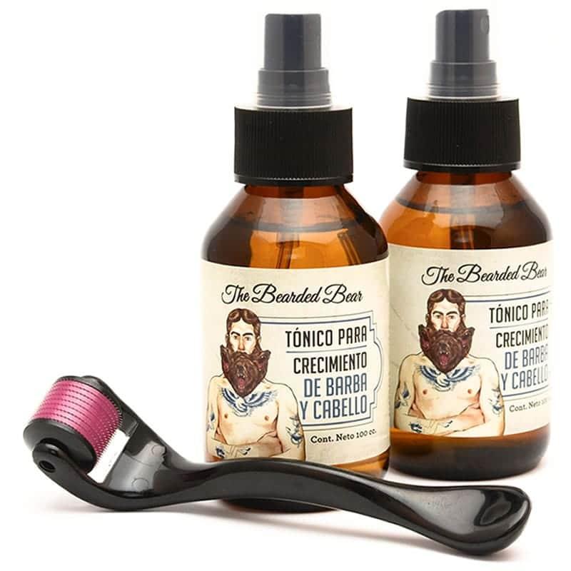 Minoxidil 5% para barba
