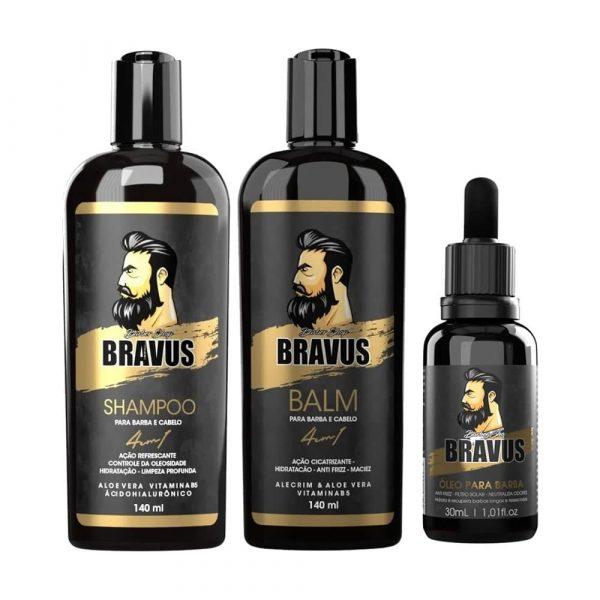 pack bravus barba