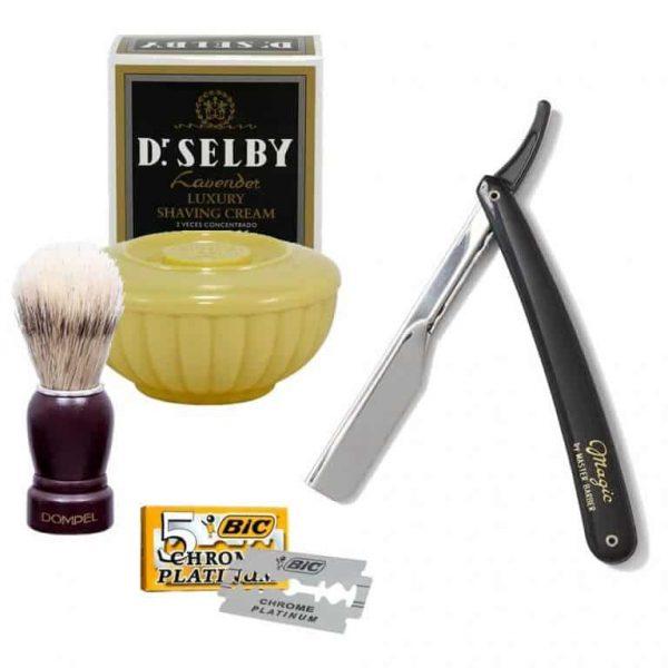 Set de afeitado