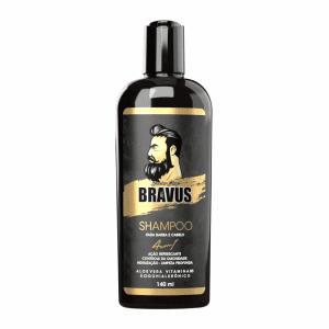 shampoo bravus barba