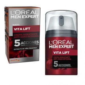 Crema antiarrugas Men Expert Vitalift